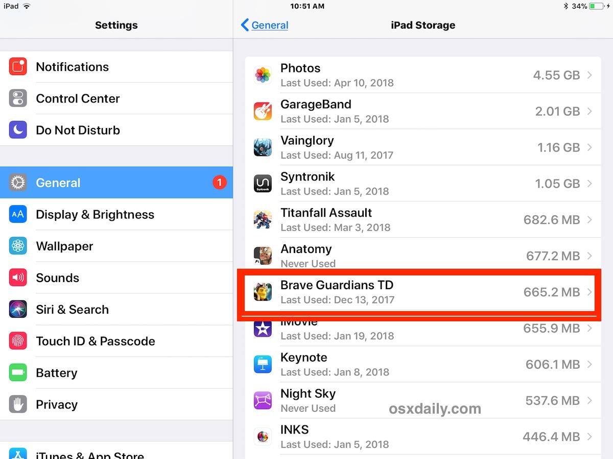 Как отключить приложения на iOS