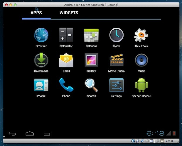 Android 4 ICS